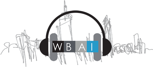 WBAI Podcast logo